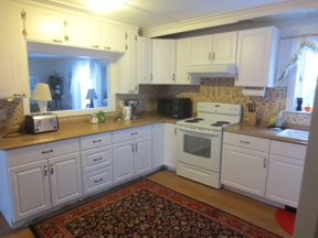 Kitchen for use of room renters