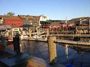 The Black Pearl Restaurant at Bowen's Wharf, Newport, RI