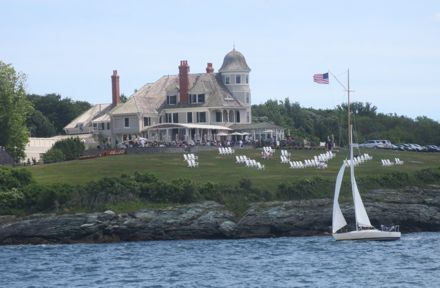 Inn at Castle Hill, Newport, RI