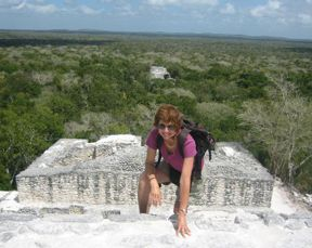 Merrilee Zellner Climbing to New Heights in Mexico